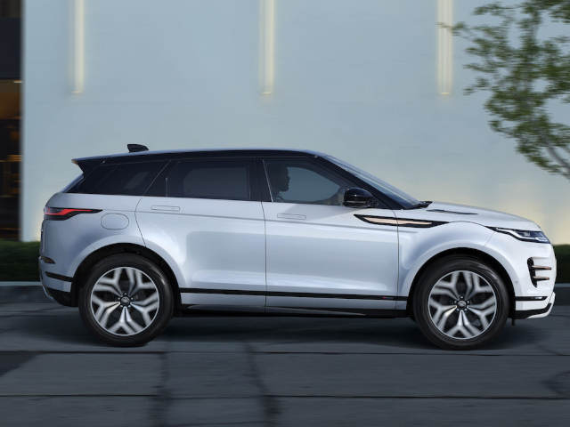 LAND ROVER EVOQUE HYBRID