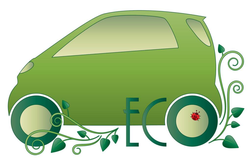 auto con classe ambientale ecologica