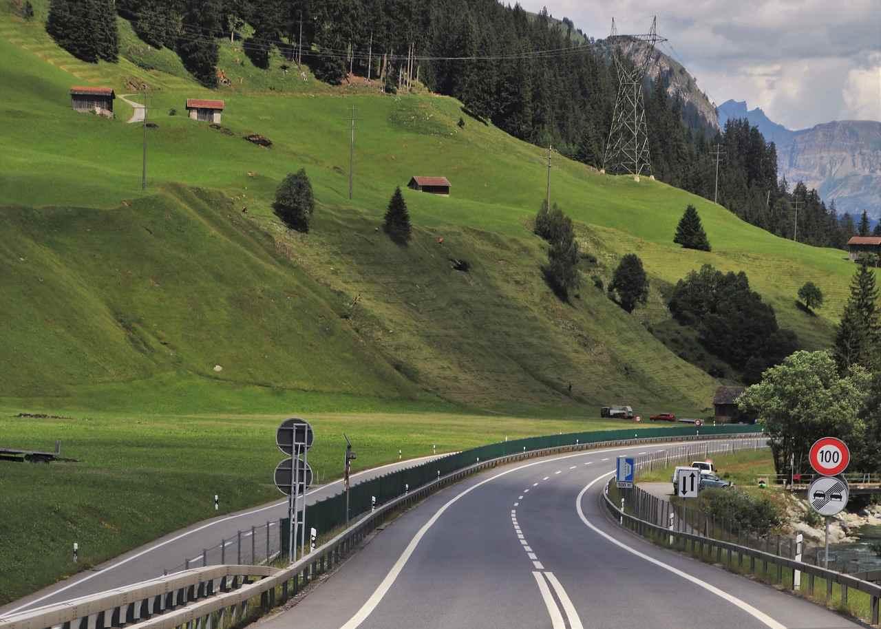 bollo dell'autostrada in svizzera