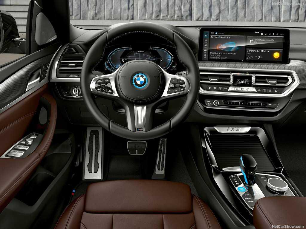 BMW iX3 restyling