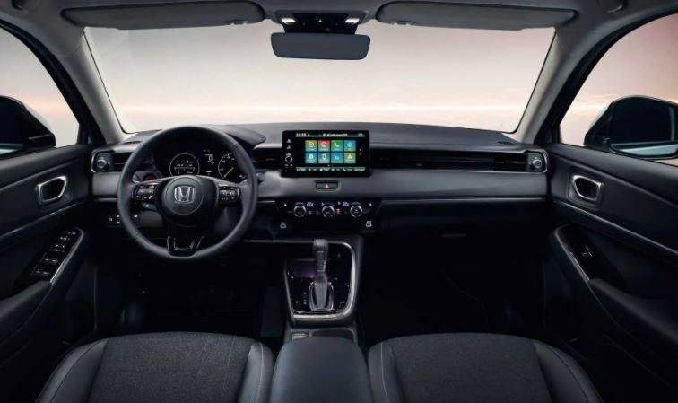 Honda HR-V e:HEV interni