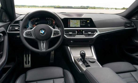 bmw serie 2 coupé interni